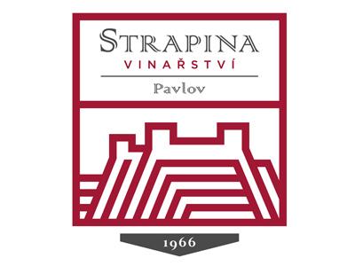 Logo Vinařství Strapina